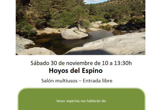 GEFRECON participa en las IV Jornadas Forestales de Gredos Norte