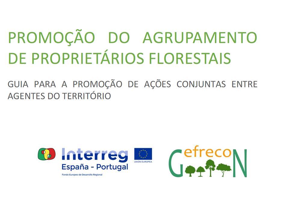 Acção 1.2 – Promoção do agrupamento de proprietários florestais